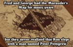 Fred And George Had The Marauder's Map...