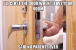 I'll Close The Door When I Leave Your Room