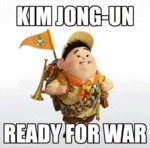 Kim Jong-un, Ready For War