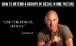 How To Offend 4 Groups Of Geeks With One...
