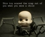 This Toy Scared The Crap Out Of You When You...