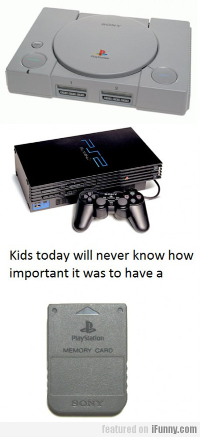Kids Today Will Never Know How Important It Was...