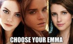 Choose Your Emma