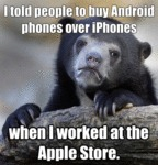I Told People To Buy Android Phones Over...