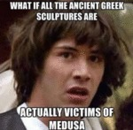 What If All The Ancient Greek Sculptures Are...