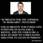 3 Million Pounds For The Funeral Of Margaret...