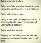 Being An Atheist Is Okay