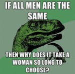 If All Men Are The Same...