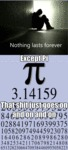 Nothing Lasts Forever, Except Pi...