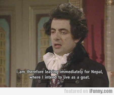 i am therefore leaving immediately for nepal...