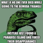 What If No One Ever Died While Going To The...