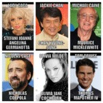 Real Celebrity Names