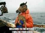 Welcome To The Internet!