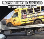 Ms. Frizzle Took The Kids To The Wrong...