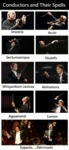 Conductors And Their Spells...