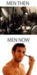 Men Then Vs Men Now