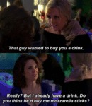 That Guy Wanted To Buy You A Drink...