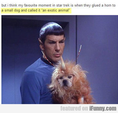 but i think my favorite moment in star trek is...