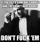 If You Go To Someone's House And They Don't...