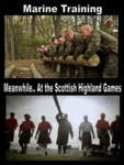 Marine Training, Meanwhile At The Scottish...