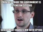 Provides Proof The Government Is Spying...