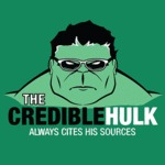 The Credible Hulk, Always Cites His Sources