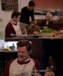 Ron, Would You Like Some Salad?