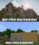 What Others Build In Minecraft...