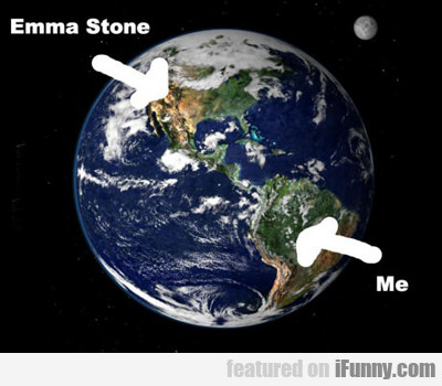 me and emma stone