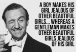 A Boy Makes His Girl Jealous Of...