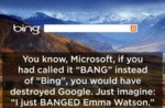 You Know Microsoft, If You Had Called It...