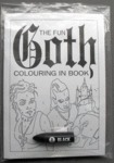 The Fun Goth Colouring In Book