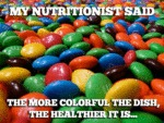 My Nutritionist Said...