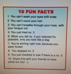 10 Fun Facts...
