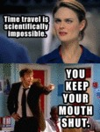 Time Travel Is Scientifically Impossible...