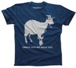 Check Out My Goat Tee