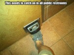 This Needs To Catch On In All Public Restrooms