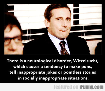 There Is A Neurological Disorder...