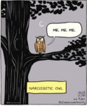 Narcissistic Owl