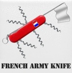 French Army Knife...