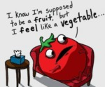 I Know I'm Supposed To Be A Fruit, But I Feel...