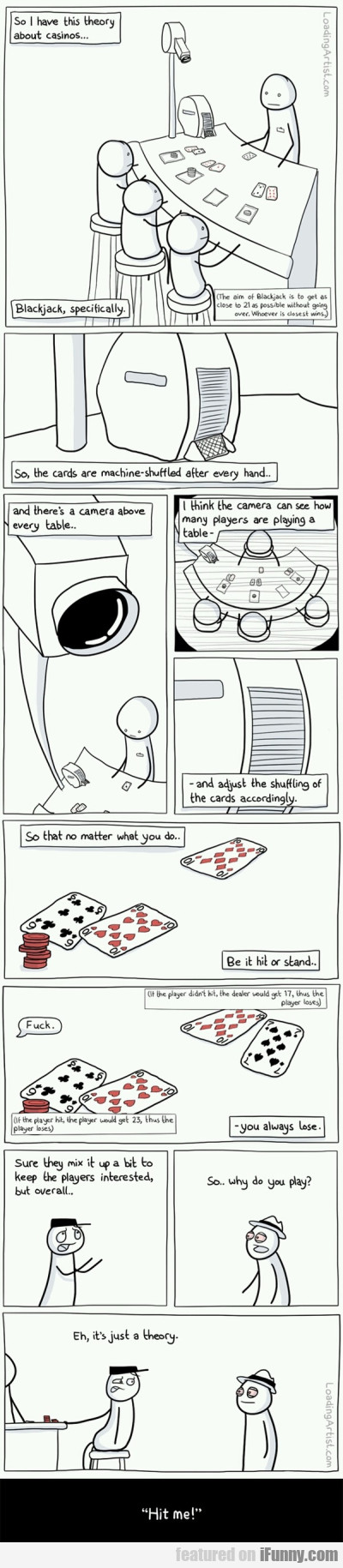 So, I Have This Theory About Casinos...