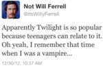 Apparently Twilight Is So Popular Because...