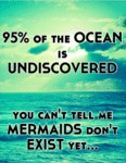 95% Of The Ocean Is Undiscovered...