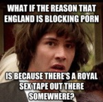 What If The Reason That England Is Blocking...