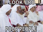 Look Bro, Poor People