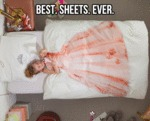 Best. Sheets. Ever.