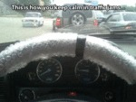 This Is How You Keep Calm In Traffic Jams...