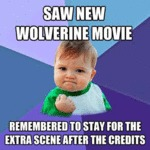 Saw New Wolverine Movie...