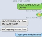 Talk To Me Kaitlin Quinn...